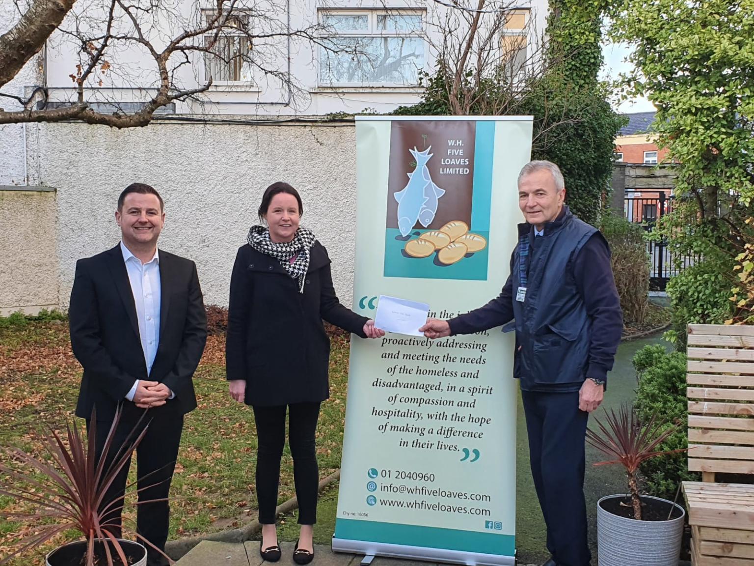 LHK Dublin Wicklow Five Loaves Fundraiser